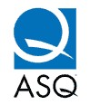 ASQ six sigma certification